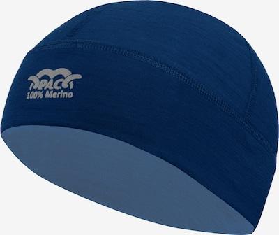 P.A.C. Sportmütze in navy / rauchblau, Produktansicht
