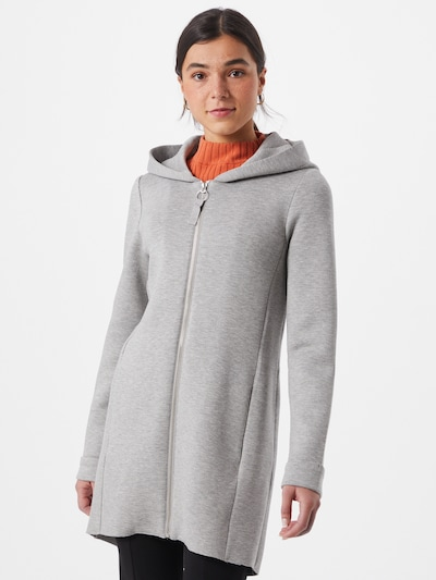 ONLY Between-seasons coat 'LENA' in Grey, View model