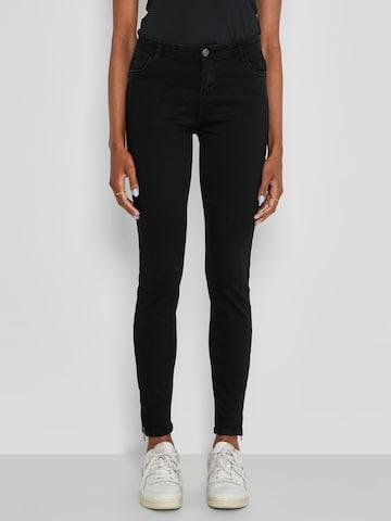 Noisy may Jeans 'Kimmy' i svart