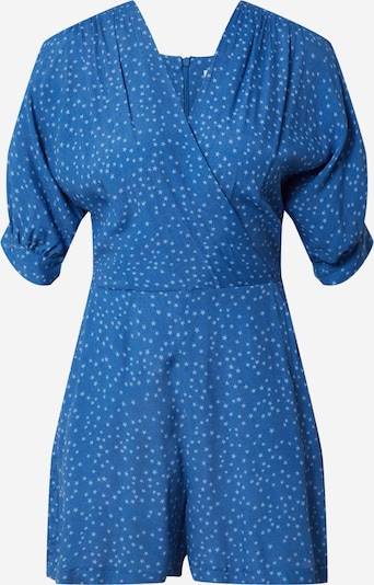 Closet London Jumpsuit in blau / hellblau, Produktansicht