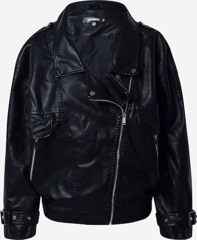 Missguided Jacke in schwarz, Produktansicht