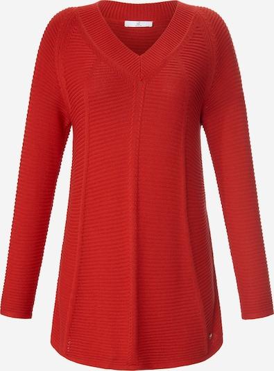 Anna Aura Pullover in rot, Produktansicht