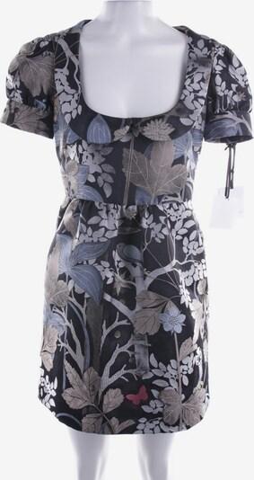 VALENTINO Kleid in XS in rauchblau / mischfarben, Produktansicht