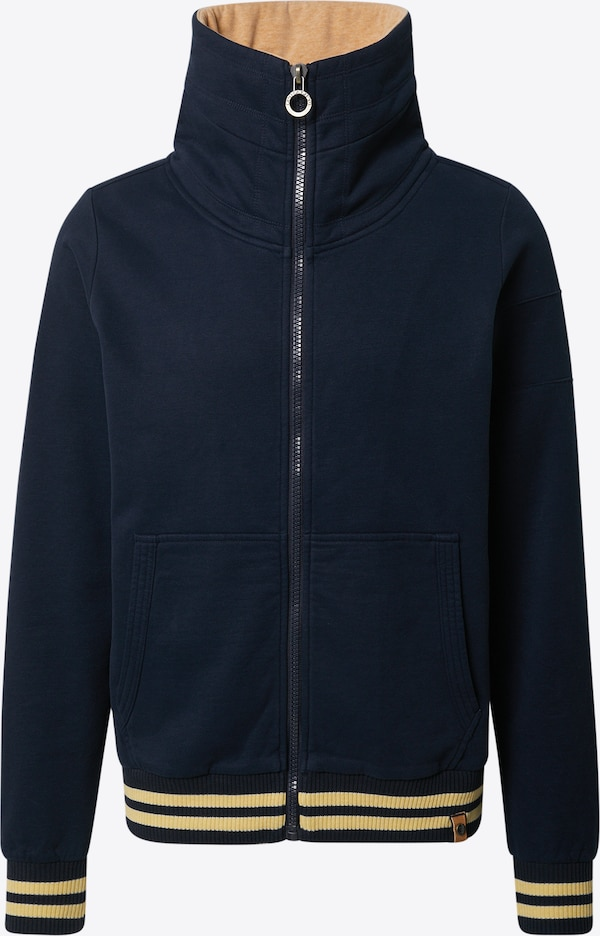 Sweatjacke 'Become Something More'