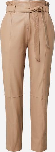 REPEAT Pantalon en beige, Vue avec produit