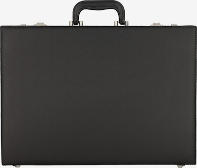 Alassio Aktenkoffer 'Ponte' in schwarz, Produktansicht