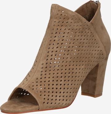 Ankle boots 'Rosefine' di Sofie Schnoor in beige