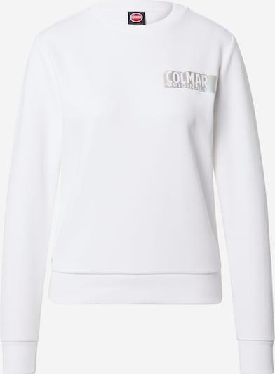 Colmar Sweat-shirt en blanc, Vue avec produit