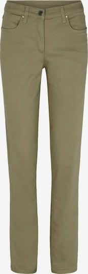 LauRie Jeans in de kleur Kaki, Productweergave