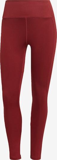 ADIDAS PERFORMANCE Leggings in burgunder, Produktansicht