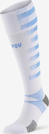 PUMA Sportsokken in de kleur Hemelsblauw / Wit, Productweergave