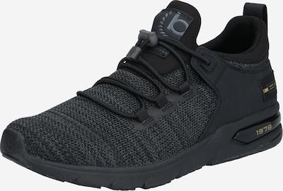 bugatti Sneaker 'Numbis' in grau / schwarz, Produktansicht