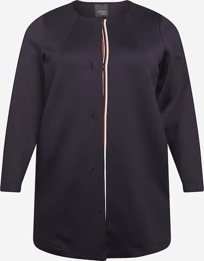 Demisezoninis paltas 'OLIO' iš Persona by Marina Rinaldi, spalva – tamsiai mėlyna / raudona / balta, Prekių apžvalga