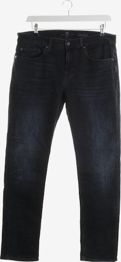 7 for all mankind Jeans in 34 in dunkelblau, Produktansicht