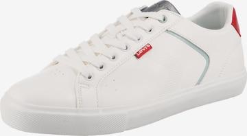 LEVI'SNiske tenisice 'Woodward 2.0' - bijela boja