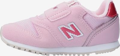 new balance Sneaker in rosa / rot, Produktansicht