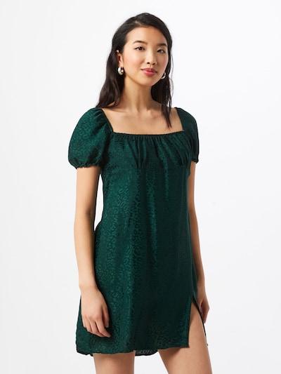 Motel Kleid 'Lonma' in grün, Modelansicht