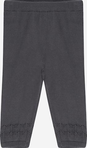 Pantalon 'OSIGNE' NAME IT en gris