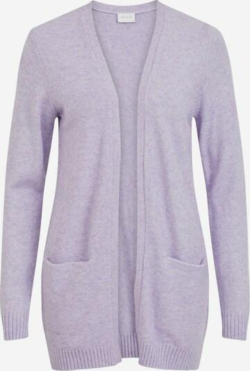 VILA Cardigan en violet, Vue avec produit