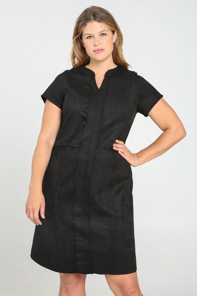 Paprika Kleider in schwarz, Modelansicht