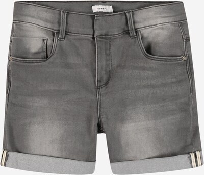 NAME IT Jeans 'SALLI' in grey denim, Produktansicht