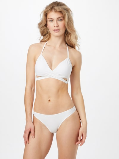 ABOUT YOU Bikini 'Lotta' in weiß, Modelansicht