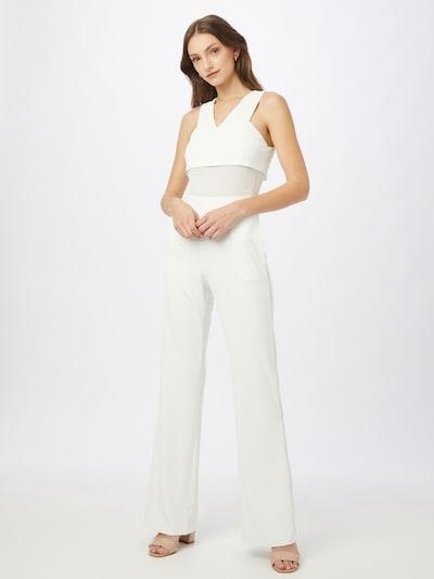 PATRIZIA PEPE Overal - biela, Model/-ka