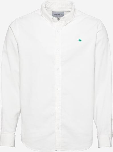 Carhartt WIP Košile 'Madison' - krémová / nefritová, Produkt