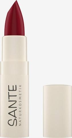 Sante Naturkosmetik Lipstick in Red