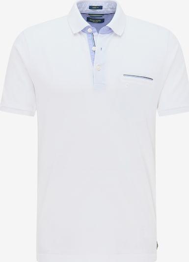 PIERRE CARDIN Shirt 'Airtouch' in hellblau / weiß, Produktansicht