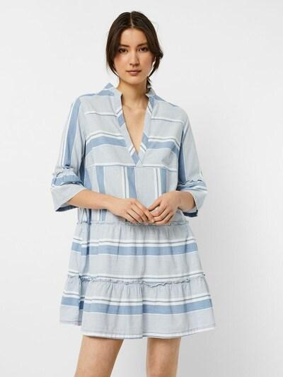 VERO MODA Minikleid in blau, Modelansicht