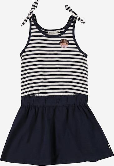 GARCIA Haljina u mornarsko plava / bijela, Pregled proizvoda