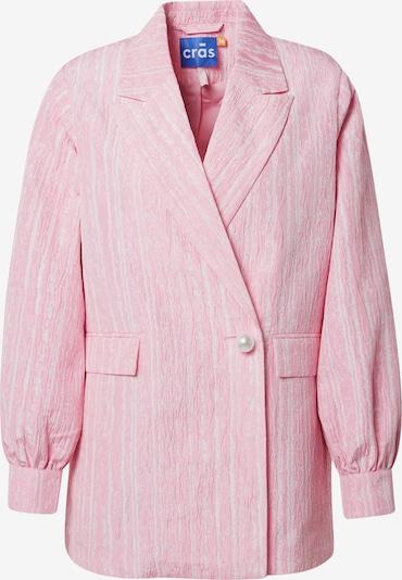 Crās Blazer 'Sisleycras' in pink / weiß, Produktansicht