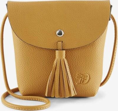 TOM TAILOR DENIM Crossbody Bag 'Ida' in Mustard, Item view