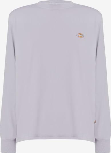 DICKIES Sweatshirt 'LS MAPLETON' in blau / gelb / helllila / weiß, Produktansicht