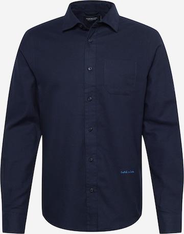 SCOTCH & SODA Hemd in Blau