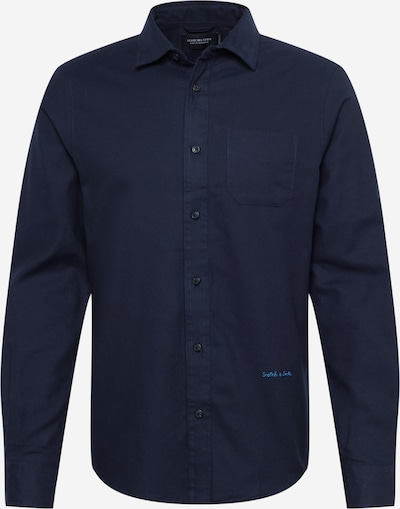 SCOTCH & SODA Button Up Shirt in Navy, Item view