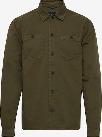 BLEND Hemd 'AVINO' in Grün
