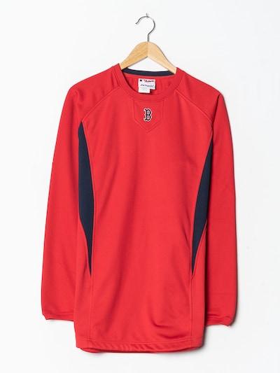 Majestic Sweatshirt in L in rot, Produktansicht