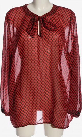 Studio Untold Hemd-Bluse in XXXL in rot / schwarz, Produktansicht