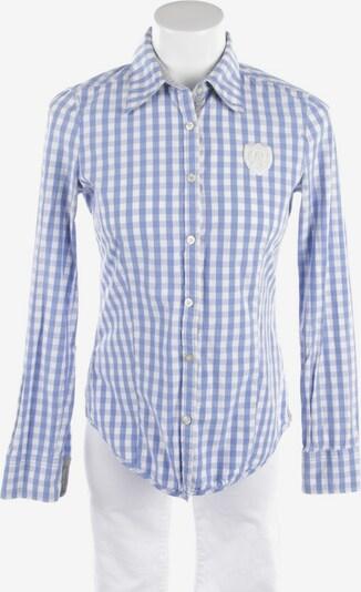 Gaastra Bluse  in XS in blau / weiß, Produktansicht