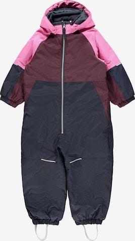 NAME IT Funktsionaalne ülikond 'Snow 03', värv roosa