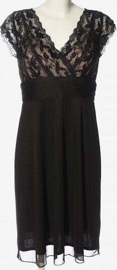 Mariposa Empirekleid in L in braun / schwarz, Produktansicht