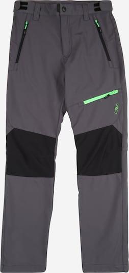CMP Spodnie outdoor w kolorze antracytowy / grafitowy / jabłkom, Podgląd produktu