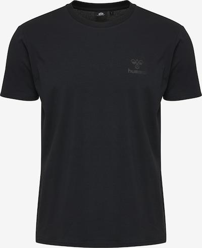 Tricou funcțional Hummel pe negru, Vizualizare produs