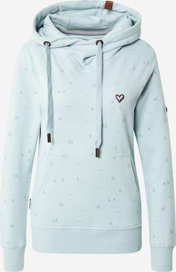Alife and Kickin Sweatshirt 'Sarah' in braun / mint, Produktansicht
