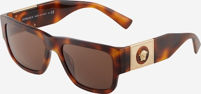 VERSACE Sonnenbrille '0VE4406' u smeđa / zlatna, Pregled proizvoda