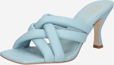ASH Pantoletter 'S21-MINA03' i lyseblå, Produktvisning