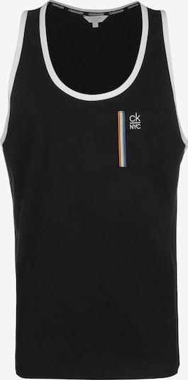 Calvin Klein Underwear Shirt in de kleur Zwart / Wit, Productweergave