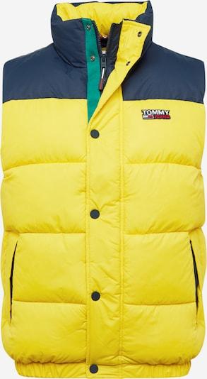 Tommy Jeans Vesta - námořnická modř / žlutá, Produkt